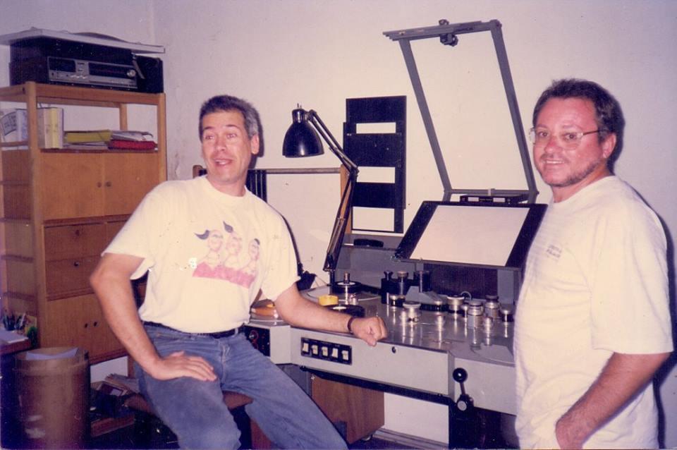 Wilson Lazaretti e Maurício Squarisi (1997)