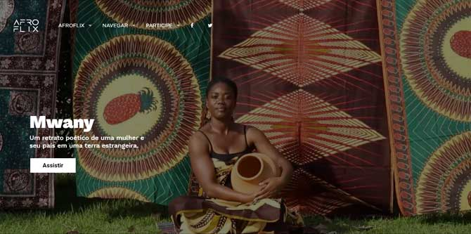 Mwany - documentário de Nivaldo Vasconcelos (AL)